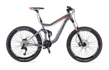 Giant Reign X1 Downhill grijs